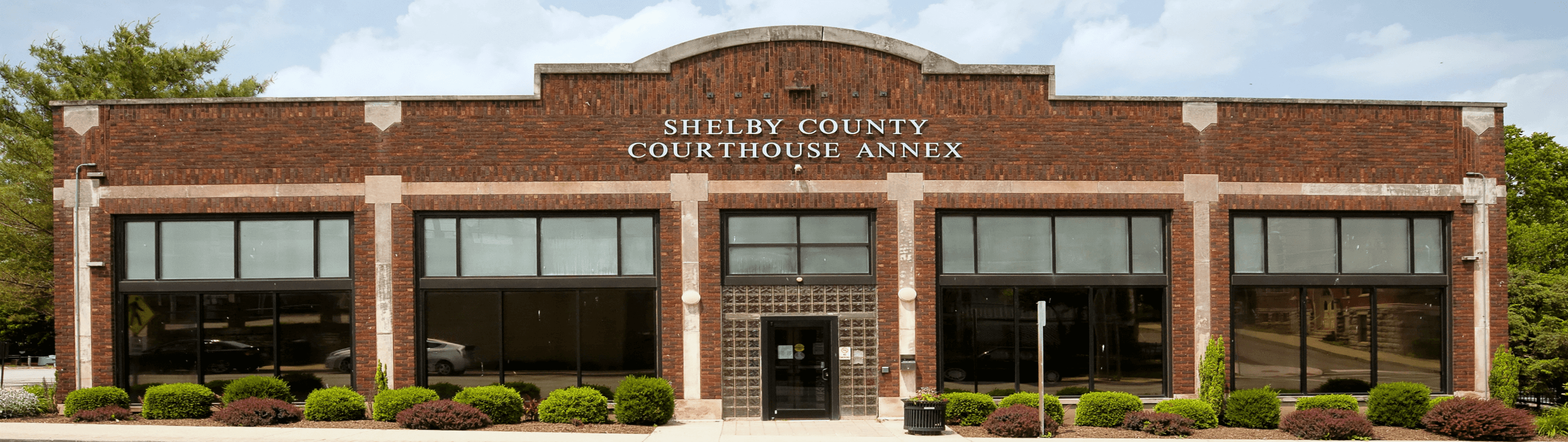 Shelby county courthouse annex
